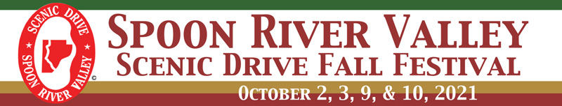 Spoon River Valley Scenic Drive Fall Festival